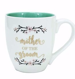 Mother Of The Groom Ceramic Mug