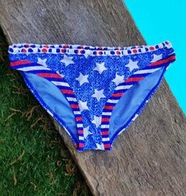 Americana Classic Bottom- Blue