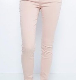 Where's Yours Mid Rise Skinny Jeans - Blush