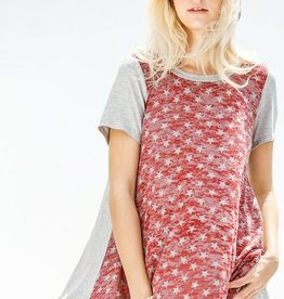 Reach For The Stars Top - Red