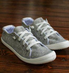NOT RATED Rae Slip On Sneaker - Grey