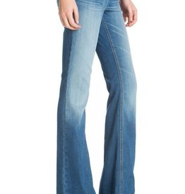 Reason To Relax Flared Jegging -Light Denim