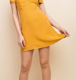 At Last My Love Dress - Gold