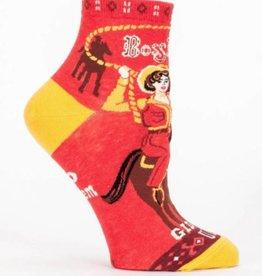 Boss Lady Ankle Socks