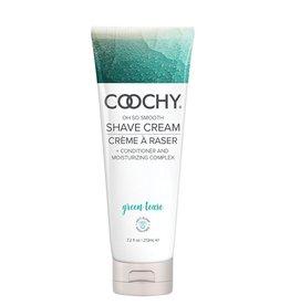 Coochy Shave Green Tease 7.2 Oz.