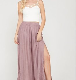 Dancing Away With My Heart Pants- Mauve
