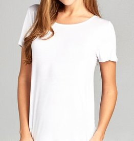 All About That Love Top - Off White