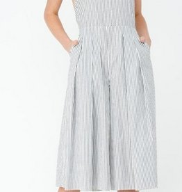 A Day At The Races Jumpsuit - Stripe