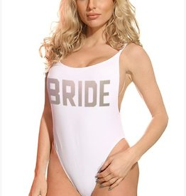 One Piece - Bride- White