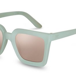 Toms Sunglasses- Zuma Matte Aqua Glass