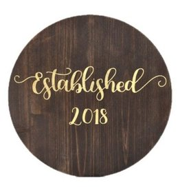 Wood Circle- Established 2018