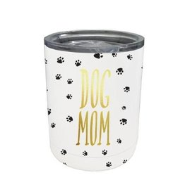 Stainless Tumbler 20 OZ. Dog Mom