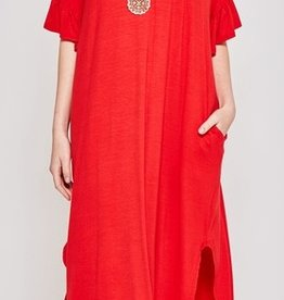 Reach For My Heart Maxi- Red
