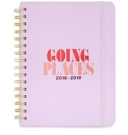 Medium Planner- Going Places