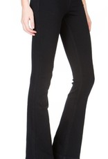 Reason To Relax Flared Jegging- Black