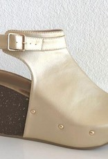 Carrie Wedges - Champagne