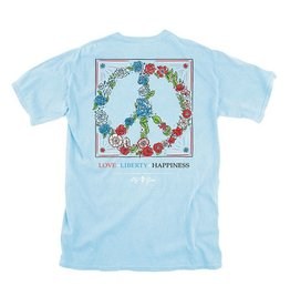 LG-Love, Liberty, Happiness-SS-Chambray