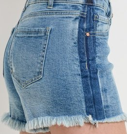 Sundrenched Shorts- Light Wash
