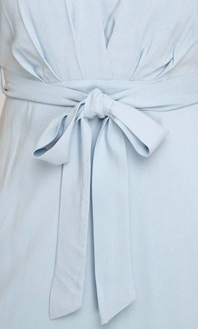 Unapologetic Love Dress- Light Blue