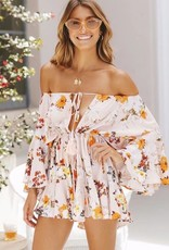The Real Deal Romper- Multi