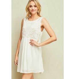 Morningside Dress- Off White