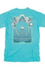 LG-Seashell Crown-SS-Seafoam