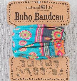 Boho Bandeau - Turquoise Medallion