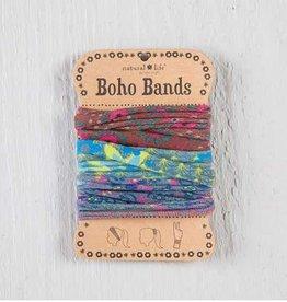 Boho Bands Brown, Green, Grey