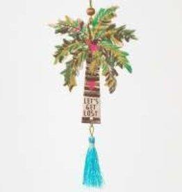 Air Freshener Palm Tree Lost (Ocean)