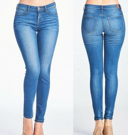 Pass On By Skinny Jean- M. Denim