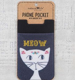 Phone Pocket Meow