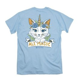 IT-Cat Unicorn-YOUTH SS-Light Blue