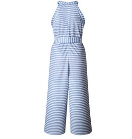 All Caught Up Jumpsuit- Blue
