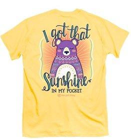 IT-Sunshine Bear-YOUTH SS-Yellow Haze