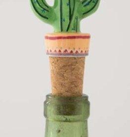 Bottle Stopper- Cactus