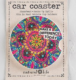 Car Coaster- Make A Difference