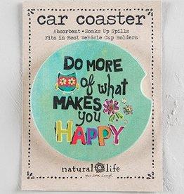 Car Coaster- Do More