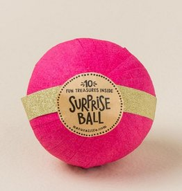 Surprise Ball Red