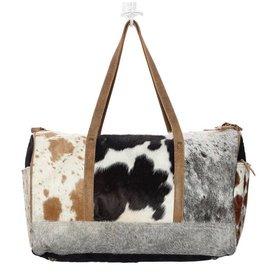 MYRA BAG Compact Hairon Travel Bag