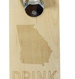 Georgia Bottle Opener