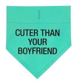 Cuter Thank Your Boyfriend Bandana