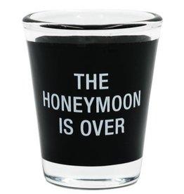 Honeymoon Shot Glass