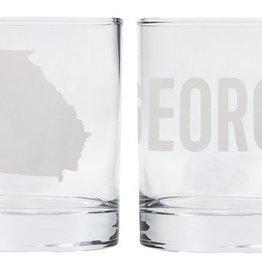 Georgia Rocks Glass Set