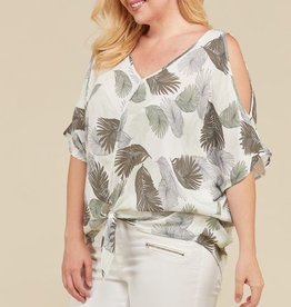 Dance With Me Top- Olive