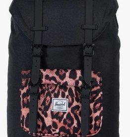 HERSCHEL Little America Backpack - Black/Desert Cheetah