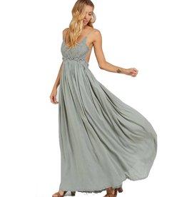 You Belong Somewhere Maxi Dress - D. Sage