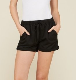 Everyday Sass Shorts - Black