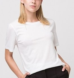 Just A Common Girl Top - Off White