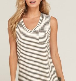 Meet Me There Tank Top - Olive