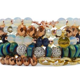 Erimish Stackable Bracelet Set - Layla